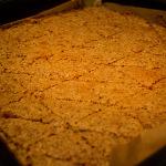 Das duftet: frische Nussecken