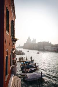 Venedig - Santa Maria della Salute (Foto: Helen Cathcart/Knesebeck Verlag)