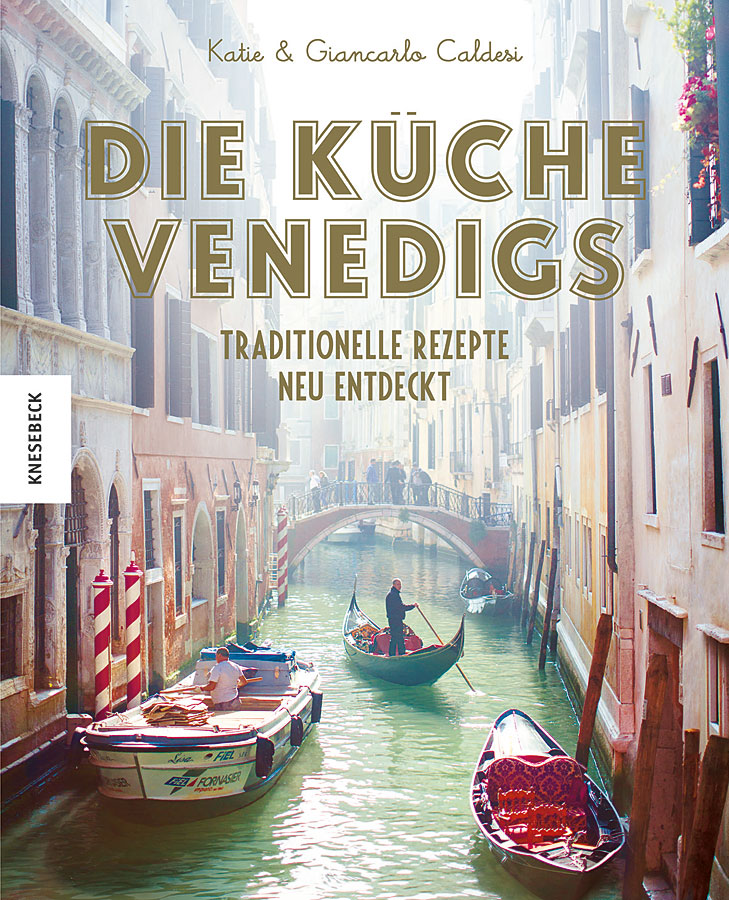 "Kochbuch ""Die Küche Venedigs"""