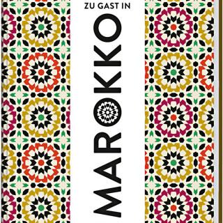 "Kochbuch ""Zu Gast in Marokko"""