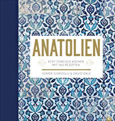 "Kochbuch-Cover ""Anatolien"""
