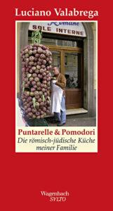 "Buchcover ""Puntarelle & Pomodori"", Wagenbach"