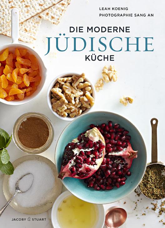 """Abbildung des Covers von """"Die Moderne Jüdische Küche"""""""
