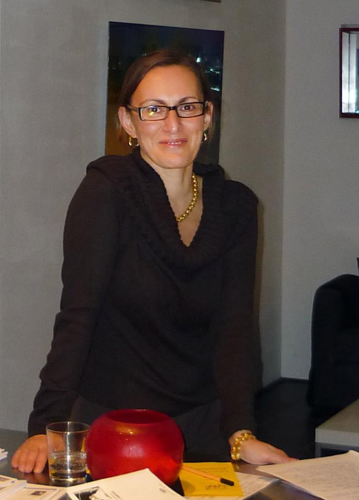Ein Foto von Laura Melara-Dürbeck