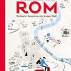 """Cover des Kochbuchs """"Rom"""" von Katie und Giancarlo Caldesi"""