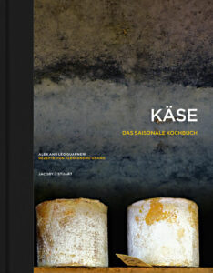 """Abbildung des Buchcovers von """"Käse - Das saisonale Kochbuch"""""""