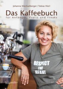 """Buchcover von """"Das Kaffeebuch für Anfänger, Profis und Freaks"""""""