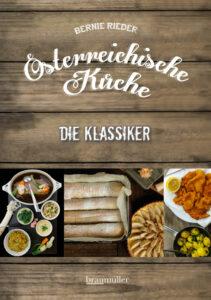 """Cover-Abbildung des Buches """"Österreichische Küche - die Klassiker"""""""