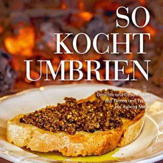 """Buchcover von """"So kocht Umbrien"""""""