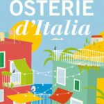 Das Cover des Restaurant-Guides "Osterie d'Italia".