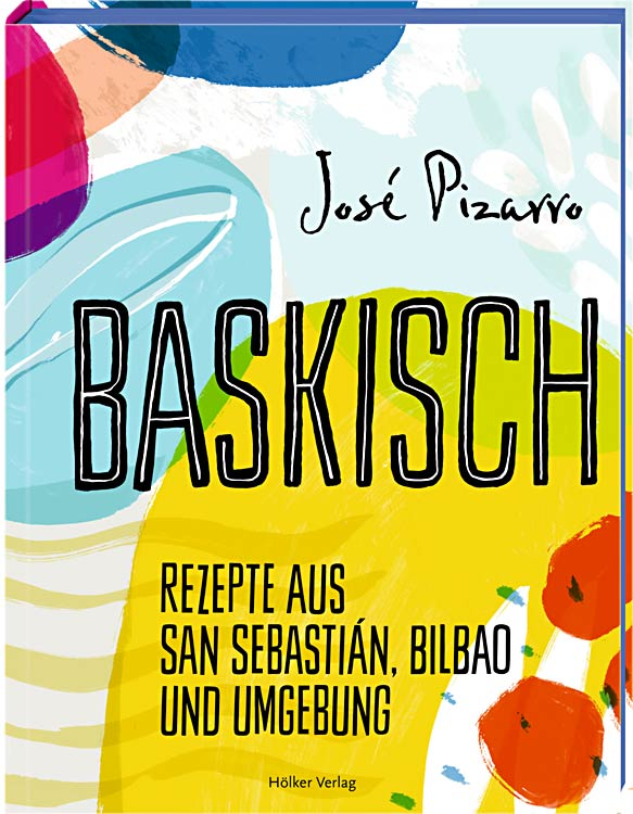 """Cover von """"Baskisch: Rezepte aus San Sebastián, Bilbao und Umgebung"""""""