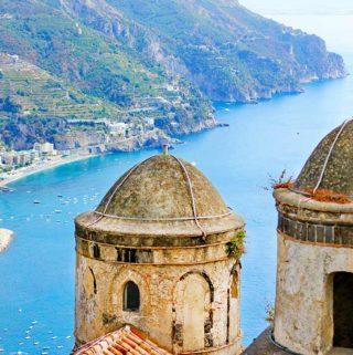 Die Amalfiküste: Ravello, Amalfi und Atrani