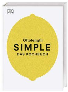 """Abbildung des Buchcovers von Yotam Ottolenghis """"Simple - das Kochbuch"""""""