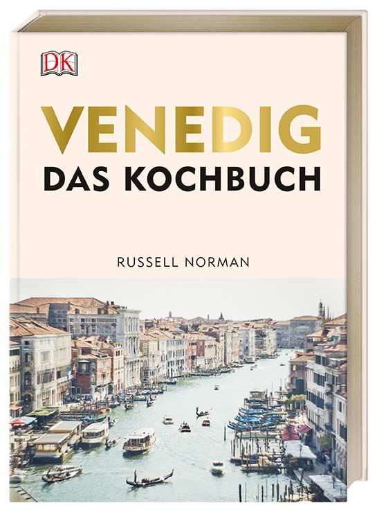 """Buchcover von """"Venedig - das Kochbuch"""""""