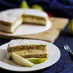Ricotta-Birnen-Torte von der Amalfitana