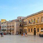 Sizilien: Syrakus und seine Altstadt Ortygia - antike Perle am Ionischen Meer