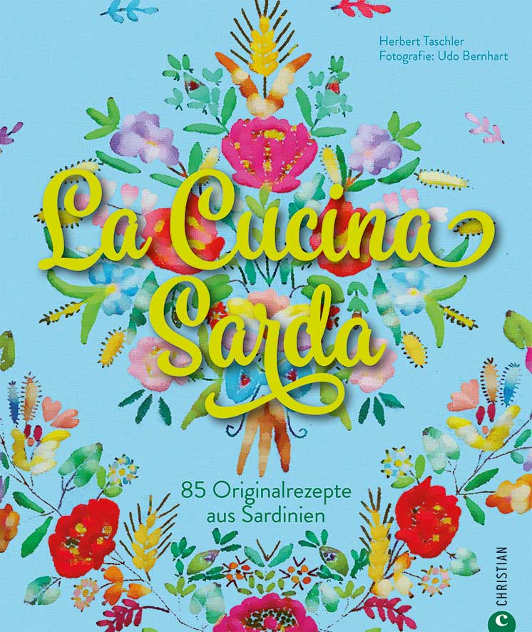 "Buchcover von ""La Cucina Sarda"""