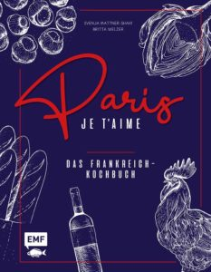 """Coverabbildung von """"Paris, je t'aime"""""""