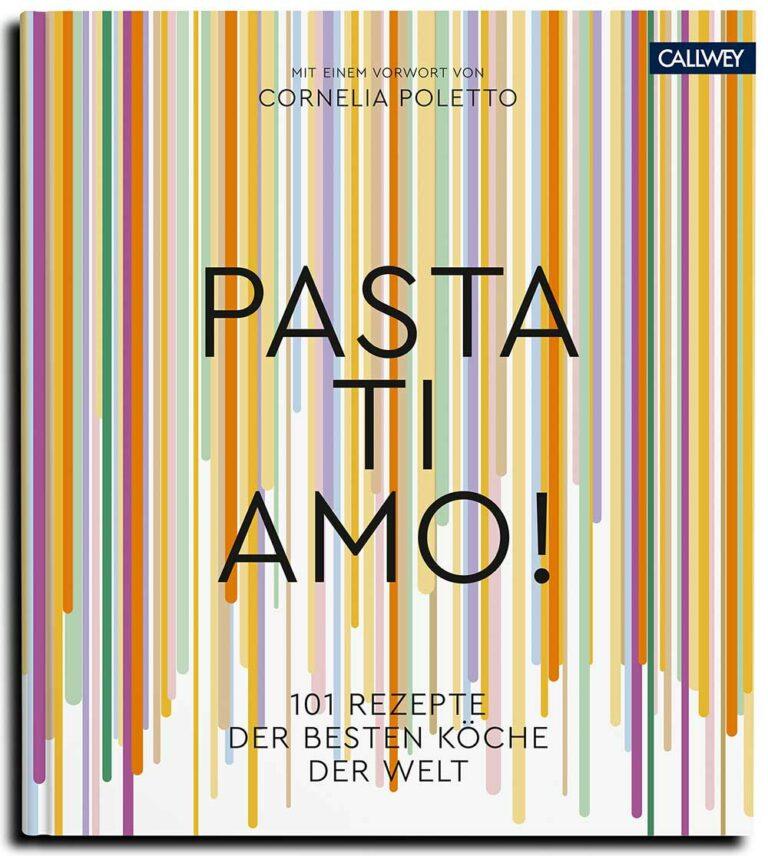 "Abbildung Cover von ""Pasta, ti amo!"""