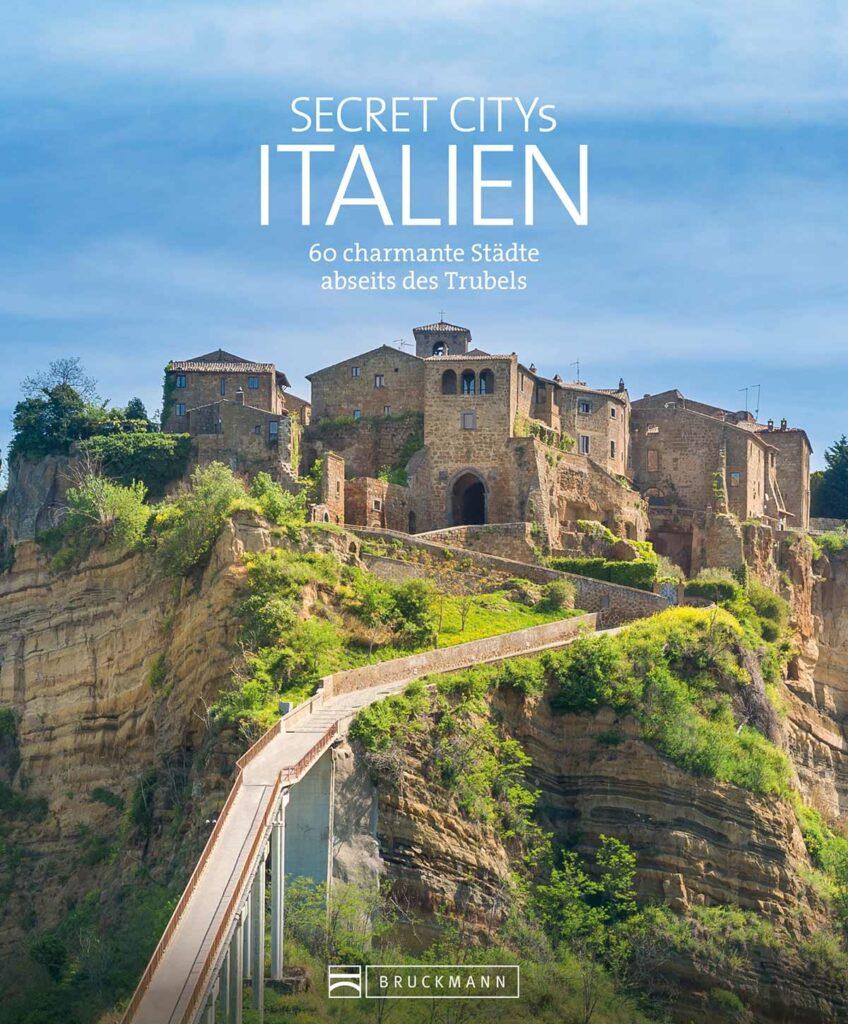 """Buchabbildung von """"Secret Citys Italien"""""""
