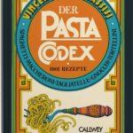 """Abbildung des Buchcovers von """"Der Pasta-Codex"""""""