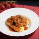 Buglione d'agnello - Lammgericht aus der Maremma
